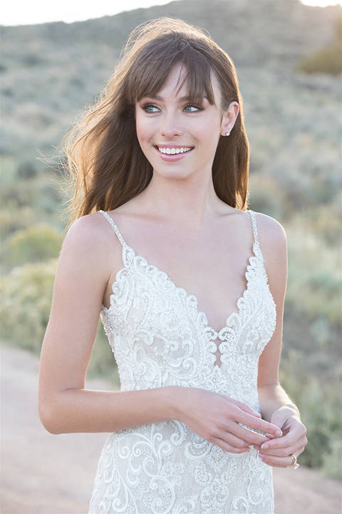 Annabelle Natural Wedding Dress