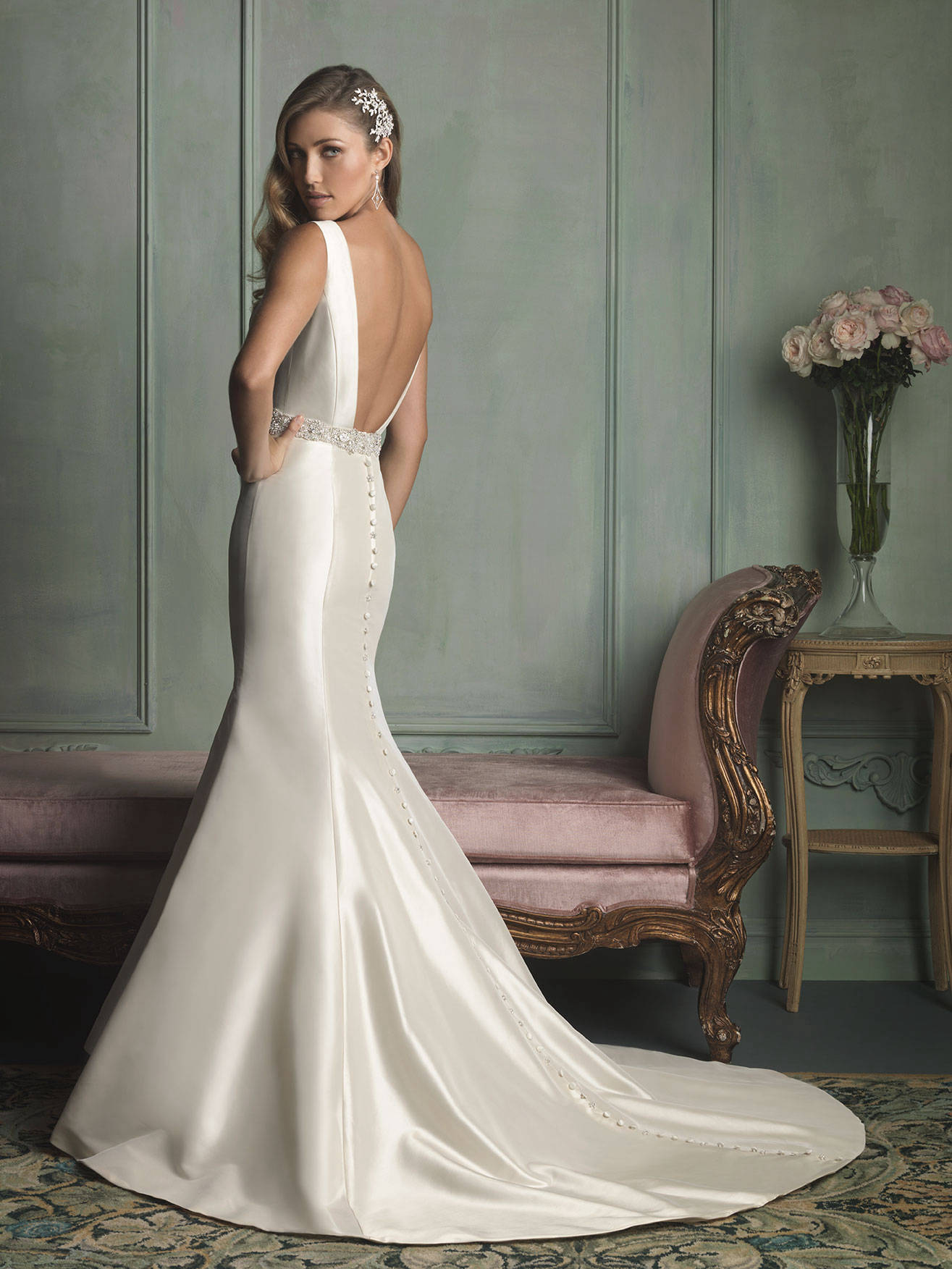 Josephine Sale Wedding Dress